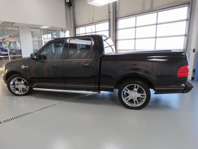 Pre-Owned 2001 Ford F-150 SuperCrew Harley-Davidson