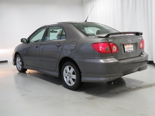 Pre-Owned 2008 Toyota Corolla S