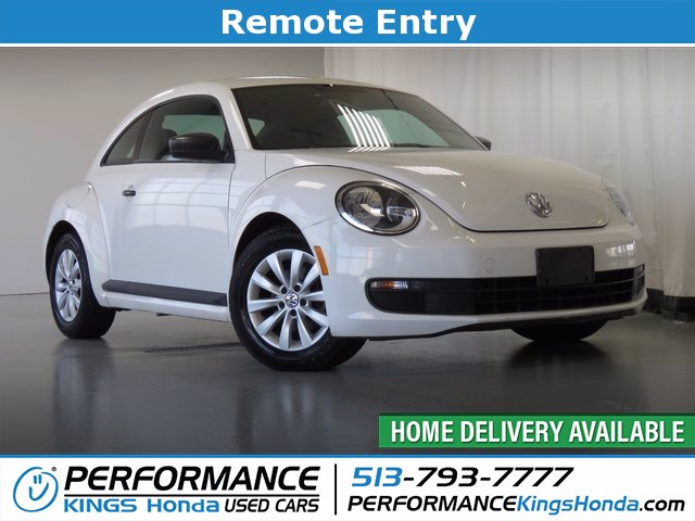 Pre-Owned 2014 Volkswagen Beetle Coupe 2.5L Entry