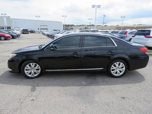 Pre-Owned 2012 Toyota Avalon Base