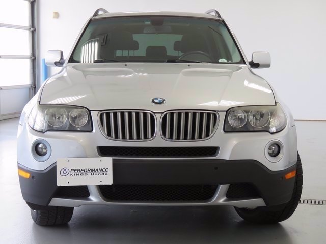 Pre-Owned 2007 BMW X3 3.0si