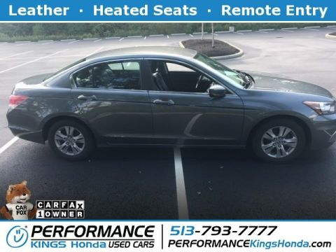 Pre-Owned 2011 Honda Accord Sdn SE